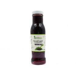 Elderberry Herbal Syrup, concentrate, Zdravnitza, 285 ml