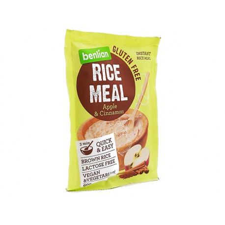 Rice Meal - apple and cinnamon, Benlian, 60 g