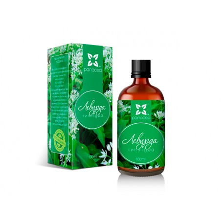 Wild garlic, herbal tincture, Panacea, 100 ml