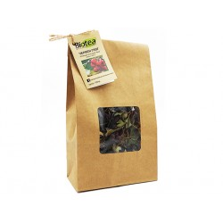 Red hawthorn - fruit with leaves, Biotea, 100 g