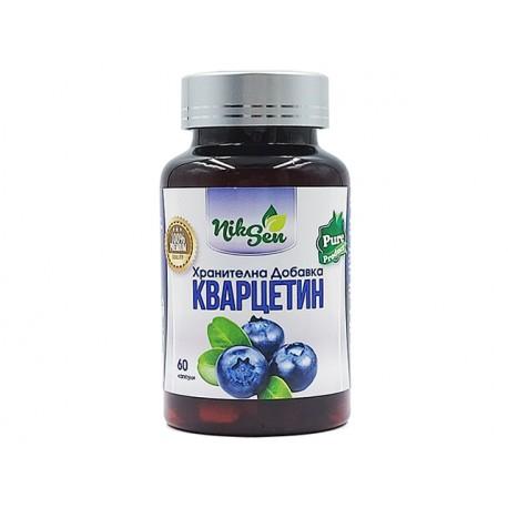 Кверцетин, растителен биофлавоноид, Никсен, 60 капсули