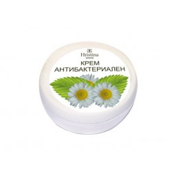 Antibacterial face cream