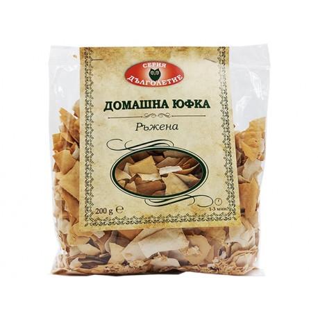 Домашна юфка - ръжена, Серия Дълголетие, 200 гр.