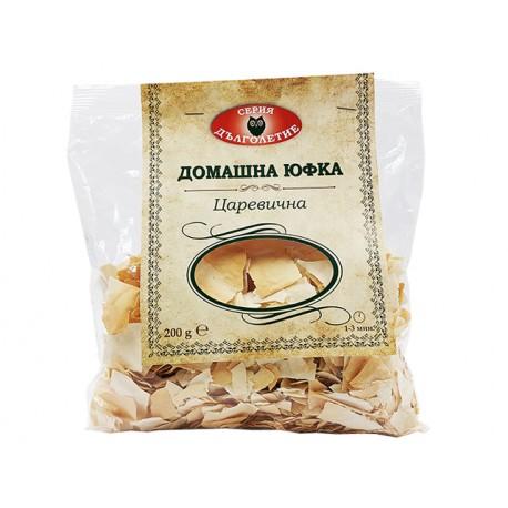 Домашна юфка - царевична, Серия Дълголетие, 200 гр.