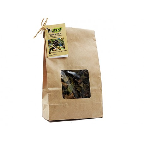 Black hawthorn - fruit with leaves, Biotea, 100 g