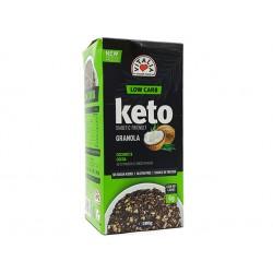 KETO granola wirh coconut and cocoa, Vitalia, 280 g