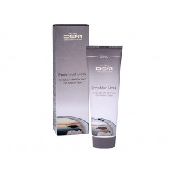 Face Mud Mask, enriched with Alo Vera, DSM, 150 ml