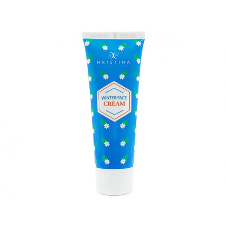 Winter face cream, Hristina, 100 ml