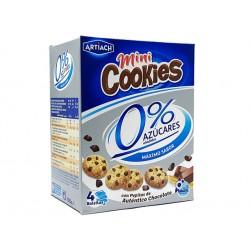 Мини бисквитки с шоколад, без захар, Артик, 120 гр.