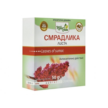 Sumac (Cotinus), dried leaves, 50 g