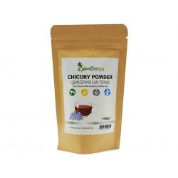 Цикория на прах, натурална, заместител на кафето, Здравница, 100 гр.