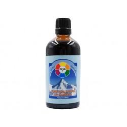 Tibetan drops of life with Mumiyo, herbal tincture, Bioherba, 100 ml