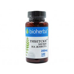 Tibetian Herbs of Life, Bioherba, 100 capsules