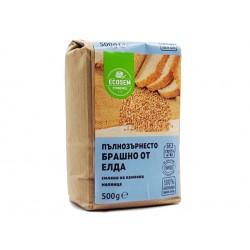Wholemeal buckwheat flour, Ecosem, 500 g