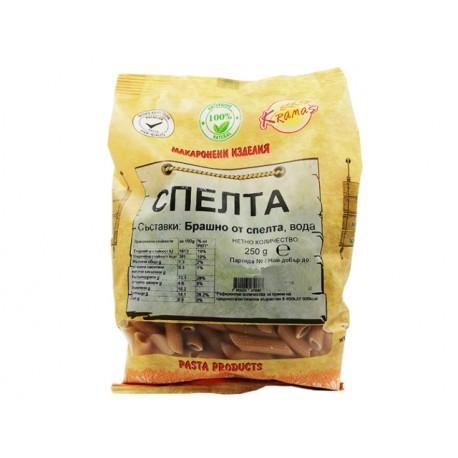 Spelled Macaroni, Kramas, 250 g
