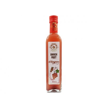 Red wine vinegar, Lydia, 500 ml