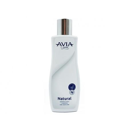 Natural Shampoo with Bulgarian clay, Natural, Avia, 200 ml