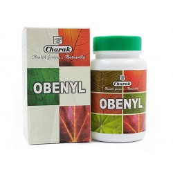 Obenyl, body weight and cholesterol control, Charak, 50 tablets