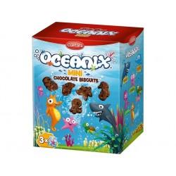 Oceanix mini cocoa biscuits, Cuetara, 120 g