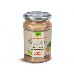 BIO hazelnut cream, Nocciolata Bianca, 270 g
