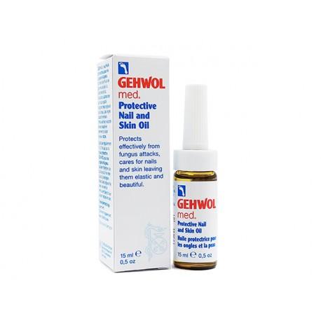 Масло 2 в 1 за превенция на гъбички по ноктите, Гевол, 15 мл.