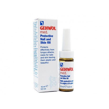 Protective nail and skin oil, Gehwol, 15 ml
