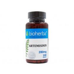 Artemisinin extracted from wormwood, Bioherba, 100 capsules