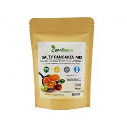 Salty pancakes mix, gluten free, Zdravnitza, 320 g