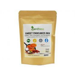 Микс за сладки палачинки, без глутен, Здравница, 320 гр.