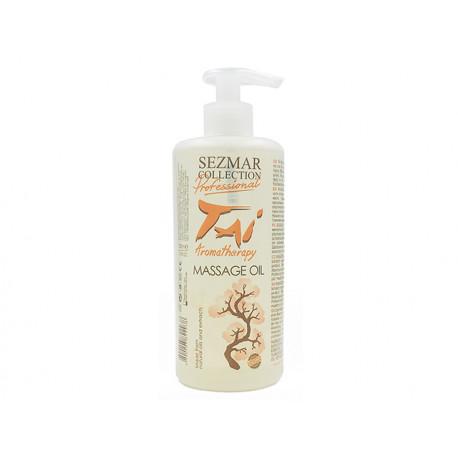 TAI Massage Oil, professional, Sezmar, 500 ml