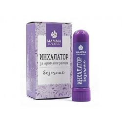 Инхалатор за ароматерапия - безсъние, Мамма Арома, 1 бр.