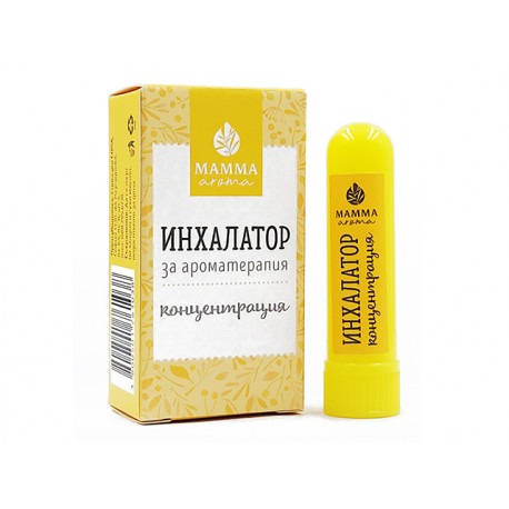 Aromatherapy inhaler - concentration, Mamma Aroma - 1 pc