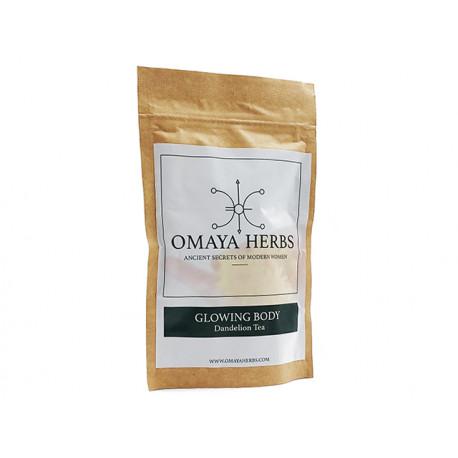 Glowing Body, herbal tea, Omaya Herbs, 30 g