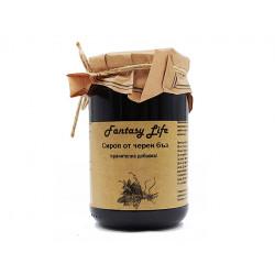 Elderberry syrup, dietary supplement, Fantasy Life, 300 ml