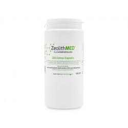 ZeolithMed, pure ultrafine zeolite, 200 capsules