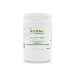 ZeolithMed, pure ultrafine zeolite, 600 capsules
