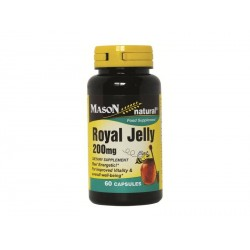 Royal Jelly - 200 mg (60 Capsules)