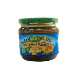 Фъстъчено масло с мед и какао