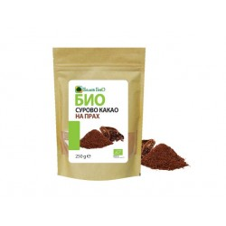 Organic raw cacao powder (250 g)