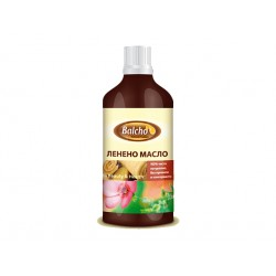 Linseed oil, cold pressed, 100 ml