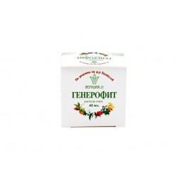 Generophyte, Herbal cream, Skin problems - 35 ml