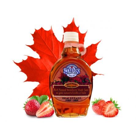 Оригинален канадски кленов сироп с ягода