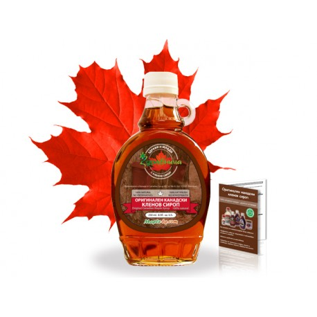 Original Canadian Maple Syrup - 250 ml
