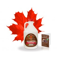Original Canadian Maple Syrup, Zdravnitza, 500 ml