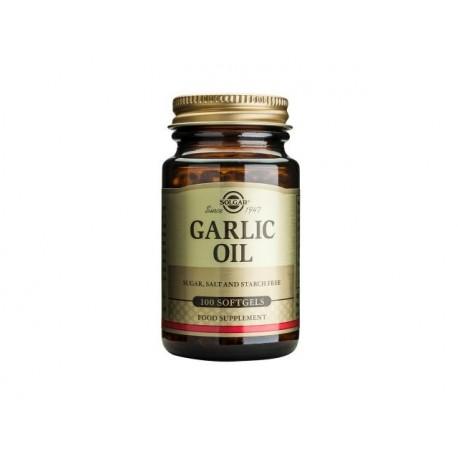 Масло от чесън (100 капсули)