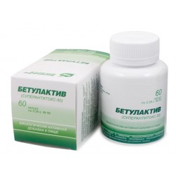 Бетулактив - с екстракт от бреза