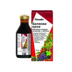 Билкова кръв - билков елексир с желязо
