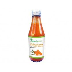 Sea buckthorn juice (100% organic)