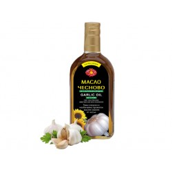Garlic (sunflower) oil - 350 ml