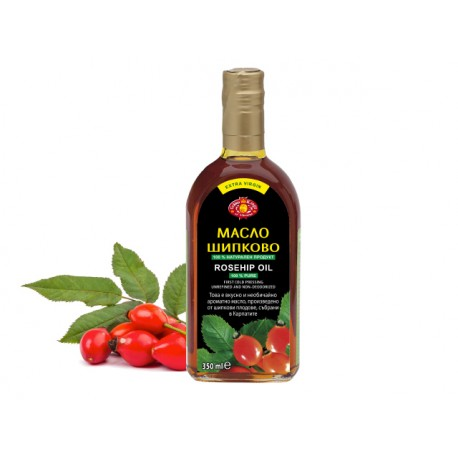 Rosehip (sunflower) oil - 350 ml